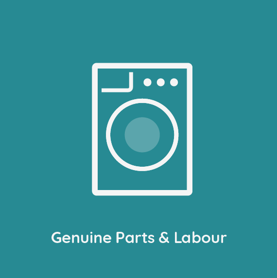Genuine parts & labour