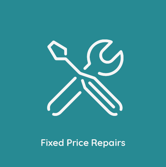Fixed price repairs