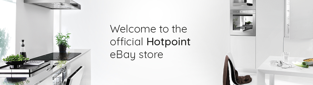 Welcome to the official Hotpoint eBay store