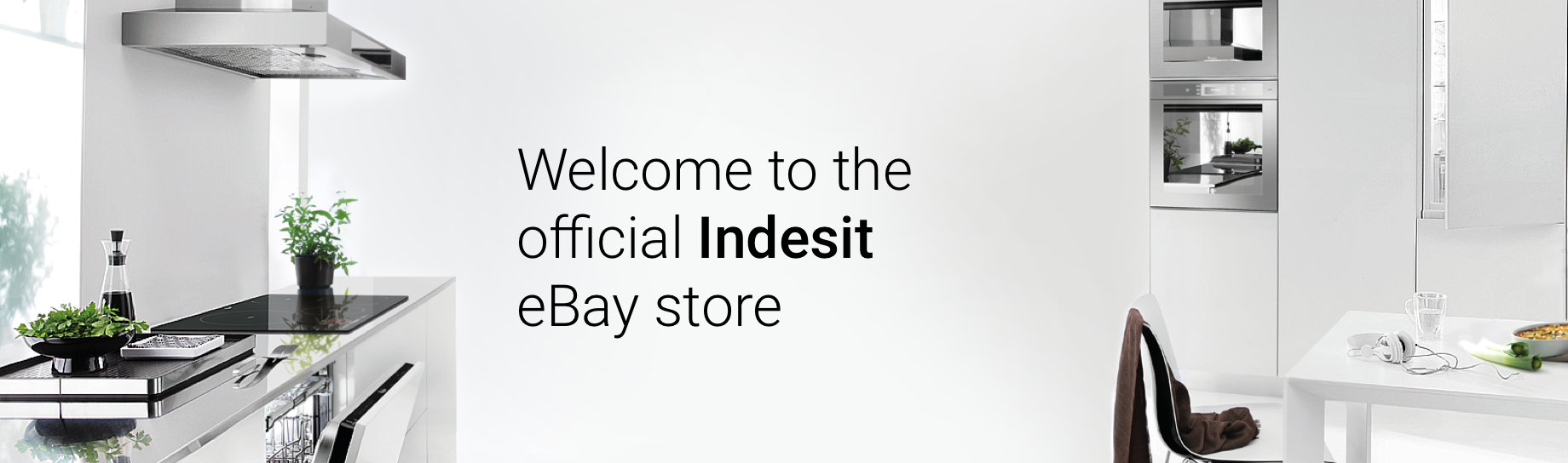 Welcome to the official Indesit eBay store
